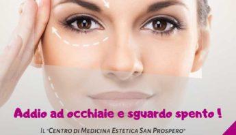mesoterapia occhiaie palpebre bologna