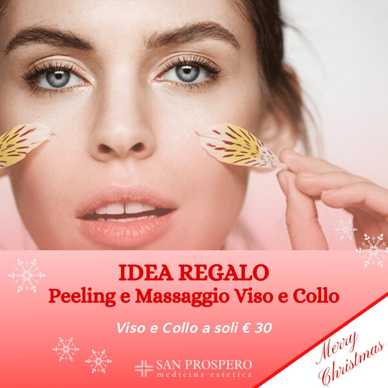 promozione peeling viso